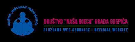 """Društvo """"Naša djeca"""" grada Gospića"""